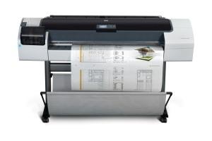 PLOTTER DOPPI ROTOLO HP DESIGNJET T1200