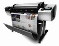 Nuovo Plotter/Scanner HP Designjet T2300 eMFP